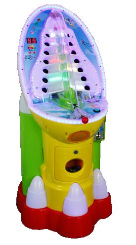 Space Pinball game machine